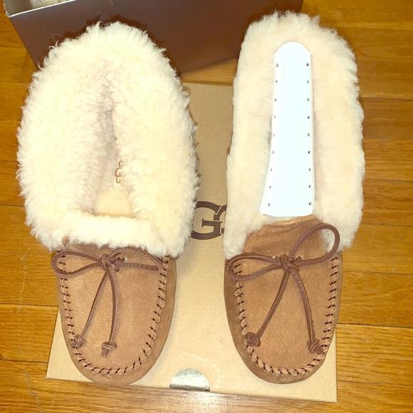 UGG Shoes - Brand new UGG Alena moccasins